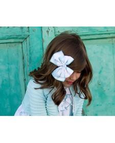 GIRL STARS HAIR CLIP KID´S CHOCOLATE