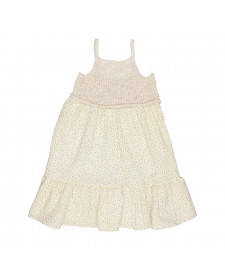 GIRLS DRESS BUHO IRIS