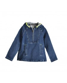 BOYS DENIM COAT NANOS