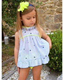 BABY GIRL 2 PIECES LOLITTOS STAR