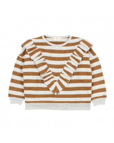 GIRL STRIPES SWEATER BUHO