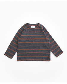 STRIPES SWEATER PLAY UP