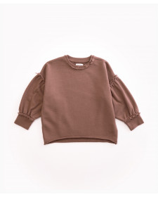 BROWN GIRL SWITSHIRT