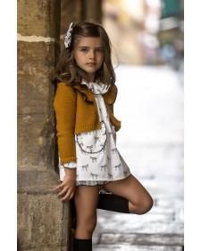 BABY GIRL DRESS ZEBRAS