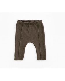 PANTALÓN JERSEY MARRON PLAY UP