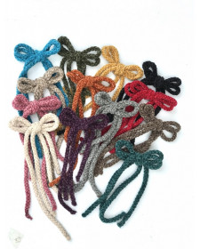PACK HAIR TIES VELVET MYWOOL
