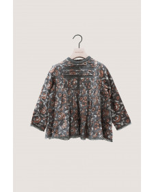 GIRLS PETUNIA BLOUSE THE NEW SOCIETY
