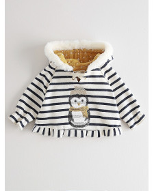 GIRLS PENGUIN SWEATSHIRT NANOS