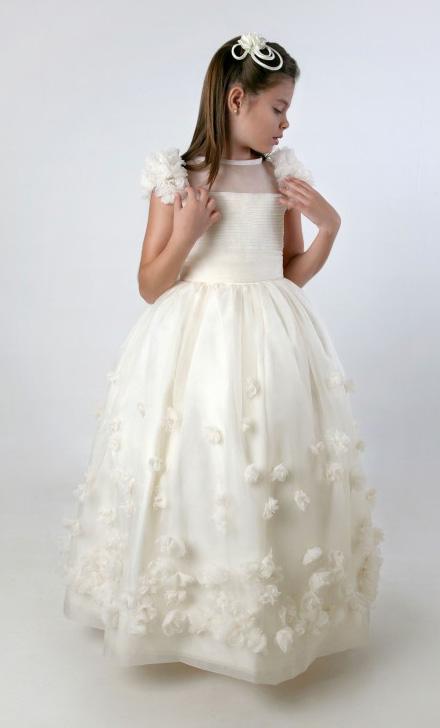 Adornos para vestidos de comunion