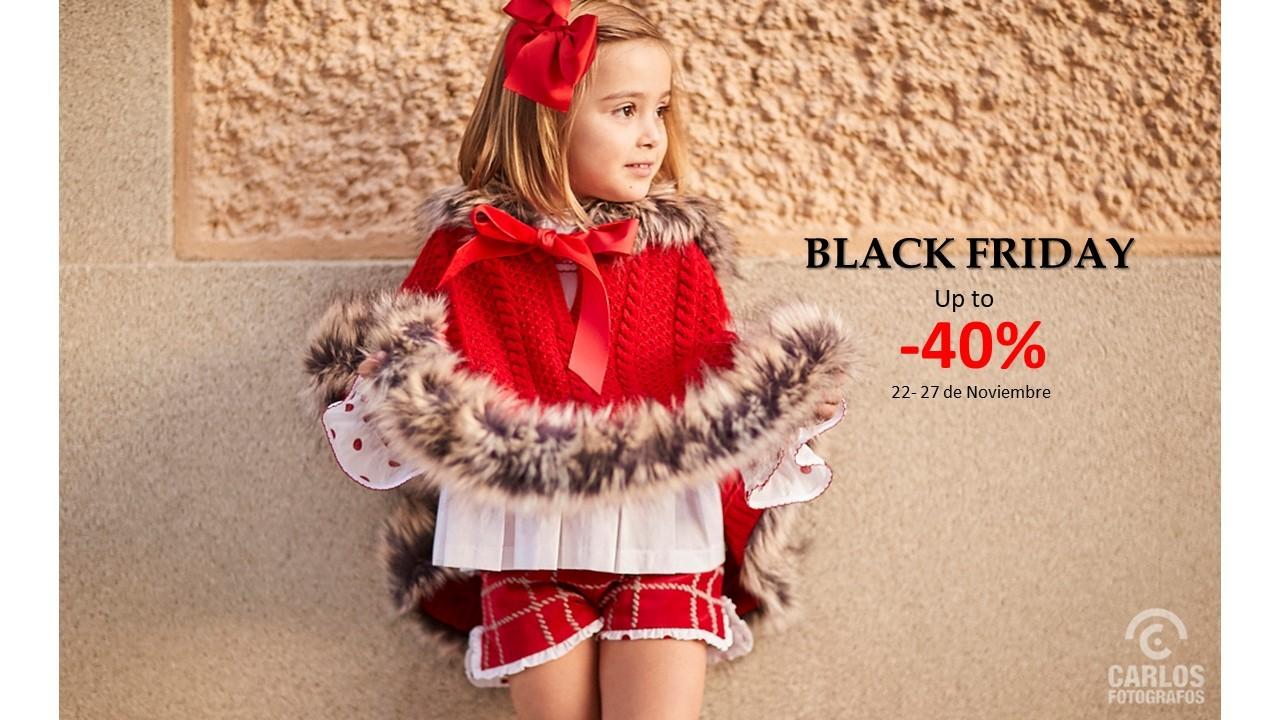 BLACK FRIDAY VAGALUZ UP TO -40%