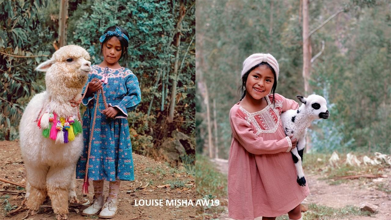 LOUISE MISHA KIDS WEAR