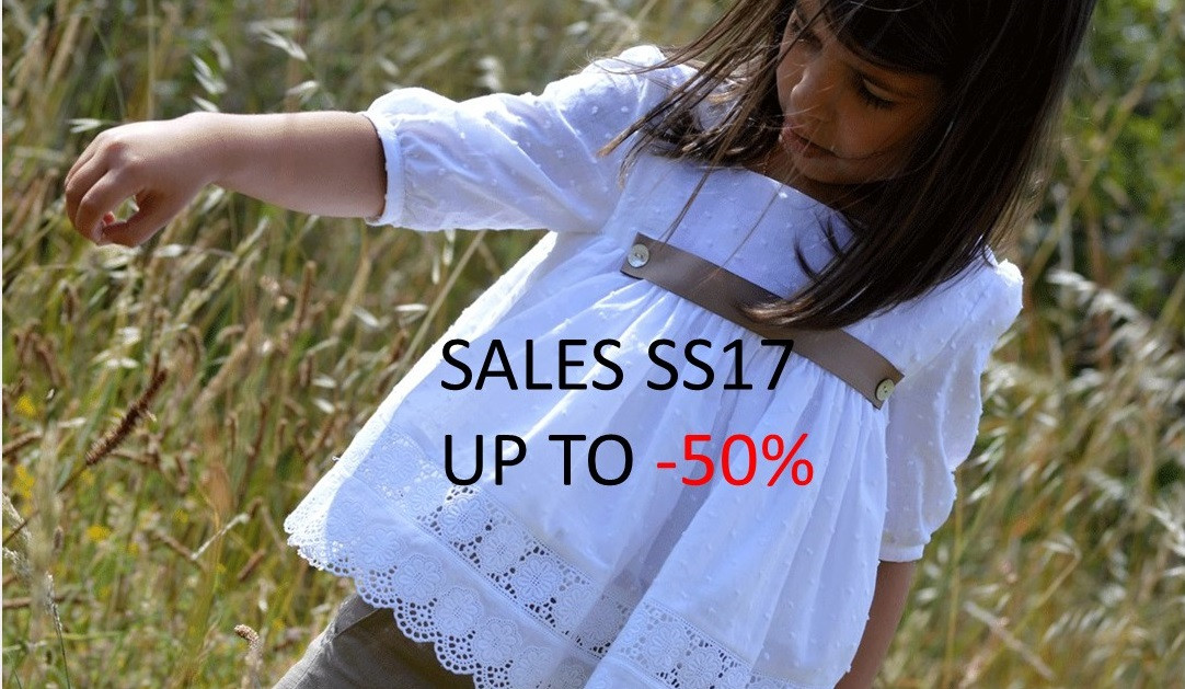 Sales up to -50%