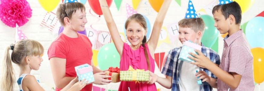 Tips on how to organise a really memorable children's birthday party